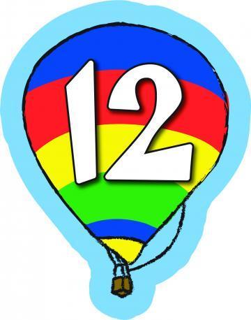 Number 12 clipart 3 » Clipart Portal.