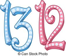 Number 12 Clip Art Vector and Illustration. 1,838 Number 12 clipart.