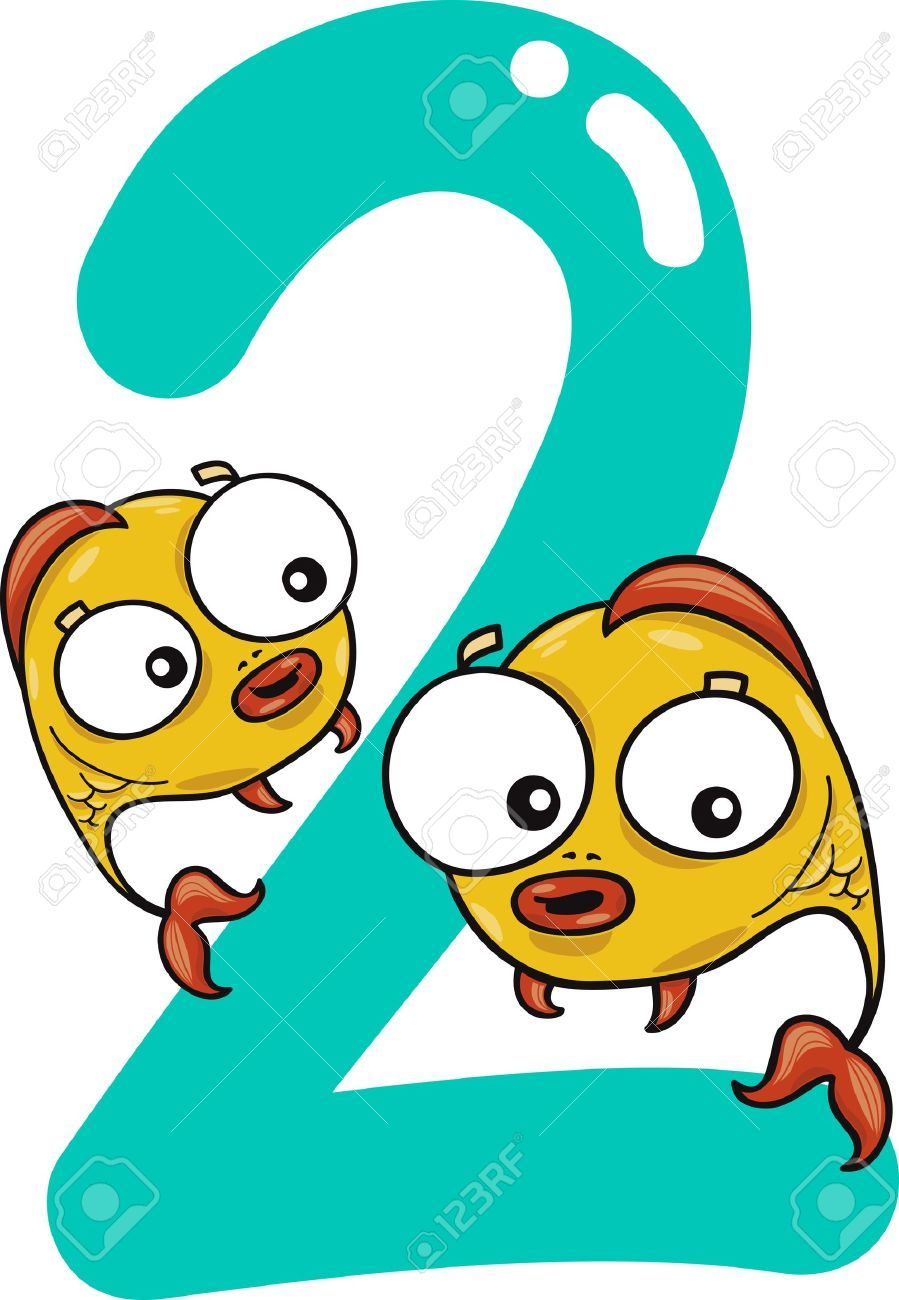 Animal number 2 clipart » Clipart Portal.