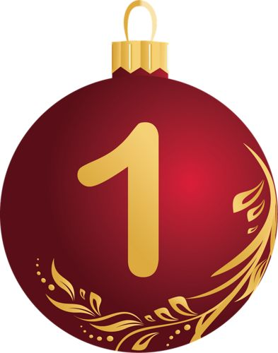 17 Best images about Christmas Numbers on Pinterest.