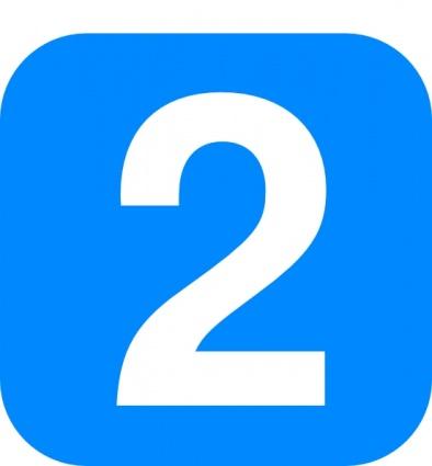 Number Clip Art 1 5.