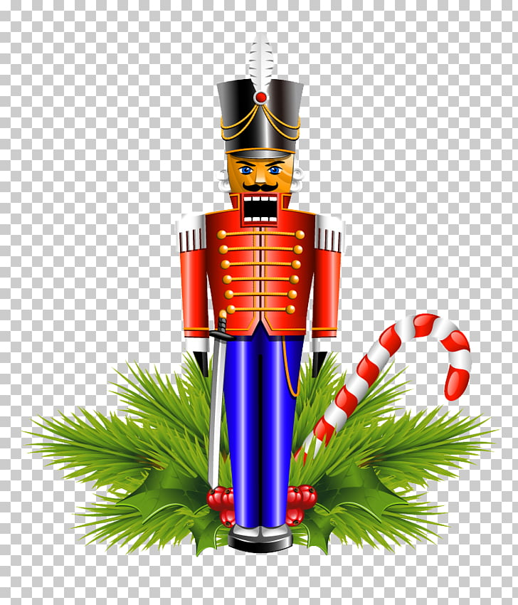 The Nutcracker , Christmas tin soldiers illustrator material.