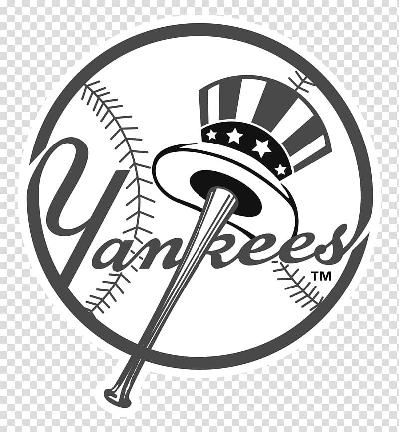 Logos and uniforms of the New York Yankees Yankee Stadium.