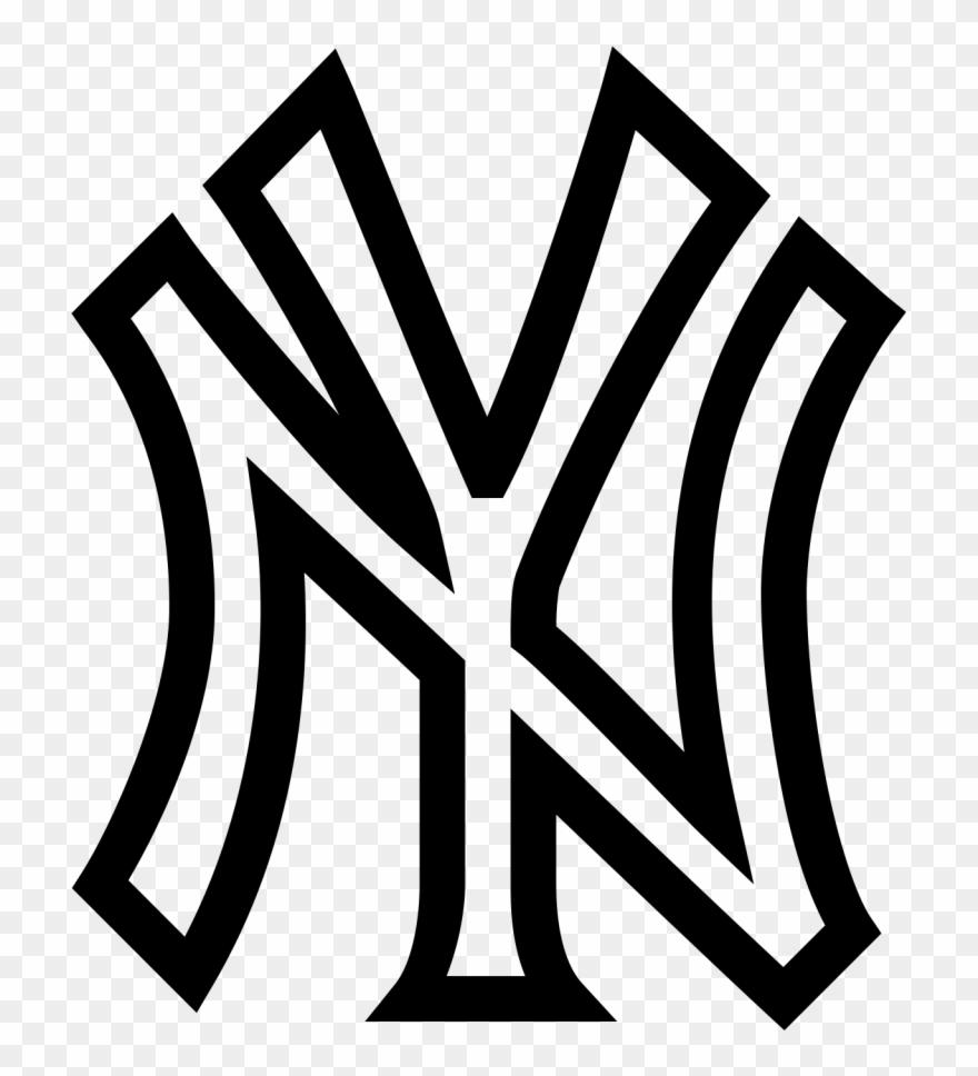 New York Yankees Logo Font Boliviaenmovimiento Net.