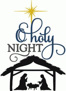 Clipart O Holy Night.