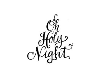 Clipart O Holy Night.