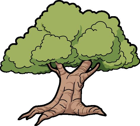 Oak tree clip art biezumd.