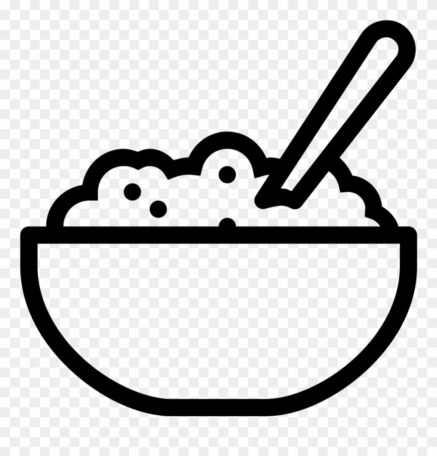 Oatmeal Clipart Transparent.