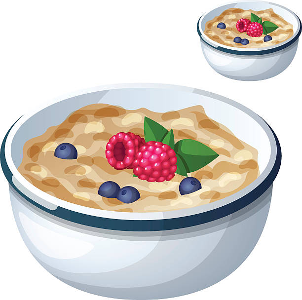 Oatmeal clipart 3 » Clipart Station.