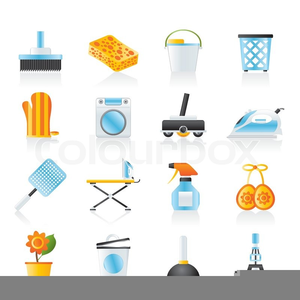 Free Clipart Home Objects.