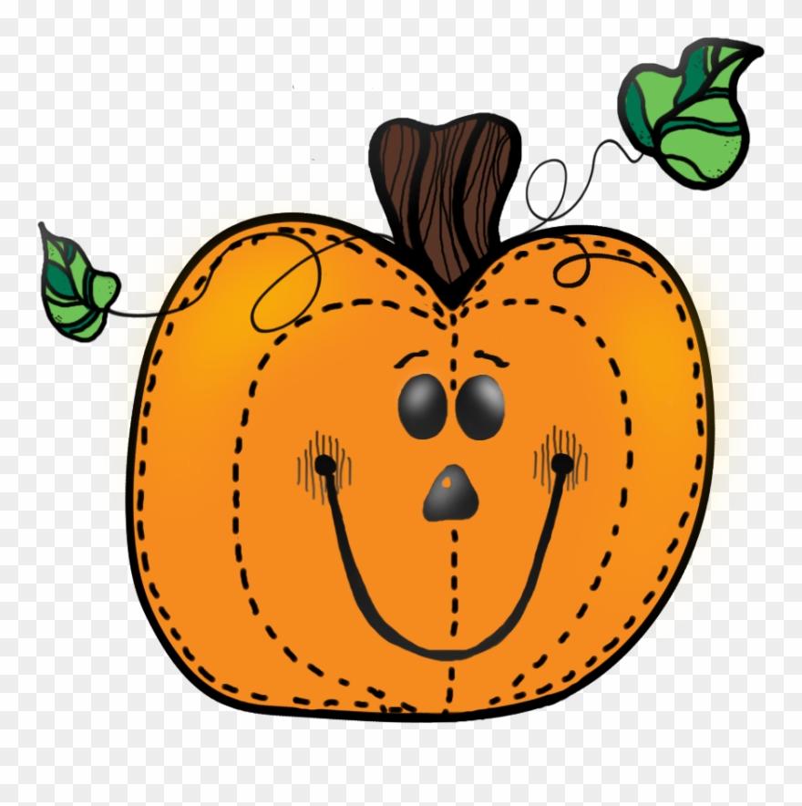 Pumpkin Clipart October.