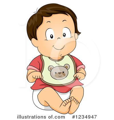 Baby Boy Clipart #1234947.