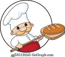 Baker Clip Art.