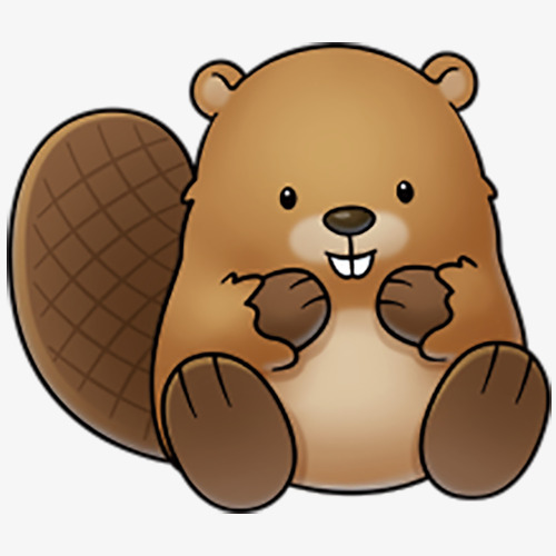 Beaver Clipart & Look At Beaver HQ Clip Art Images.
