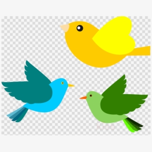 Clipart Birds Cartoon.