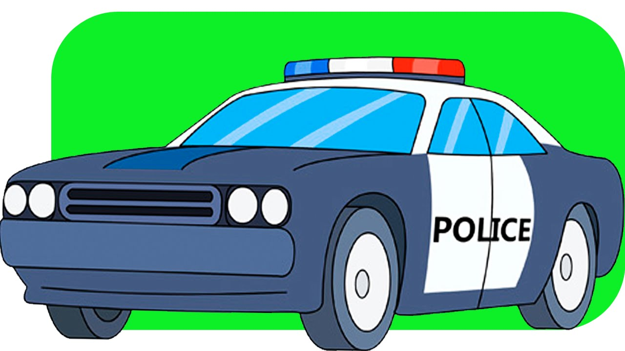 Police Car Compilation.