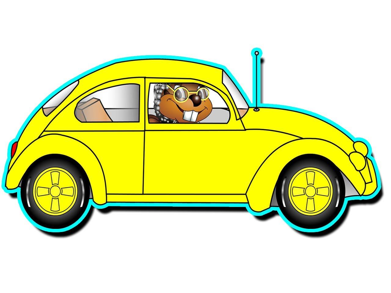 Grandma's Got a Little Yellow Car