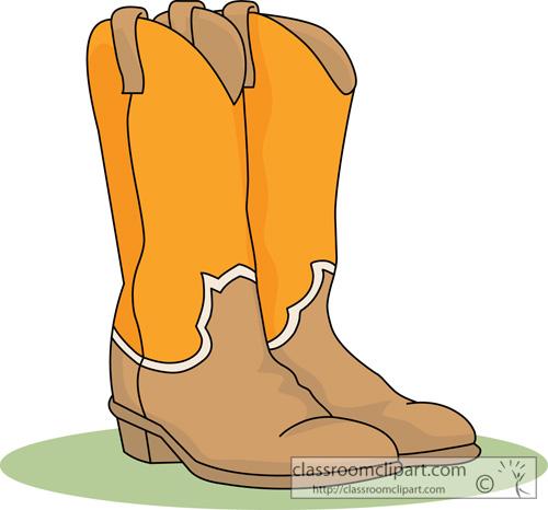 Cowboy boot clipart chadholtz.