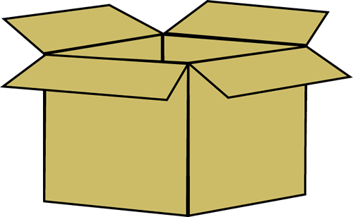 Clipart of a box 1 » Clipart Portal.