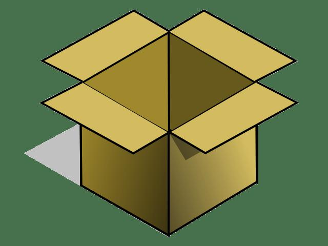 Clipart of a box » Clipart Portal.