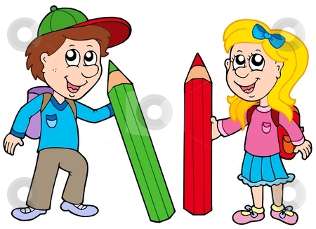 Clipart Boy And Girl & Boy And Girl Clip Art Images.