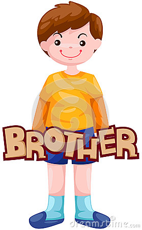 Brother clipart » Clipart Station.