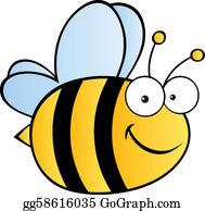 Bumblebee Clip Art.