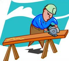 Free Carpenter Clipart.