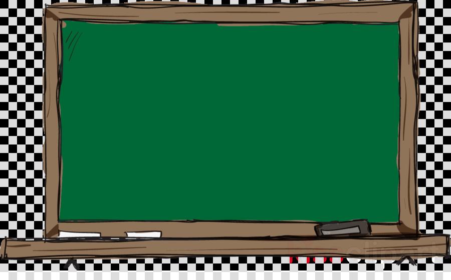 Teacher Blackboard Clipart.
