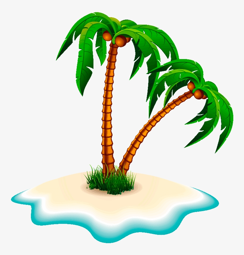 Coconut Tree Clipart Png , (+) Pictures.