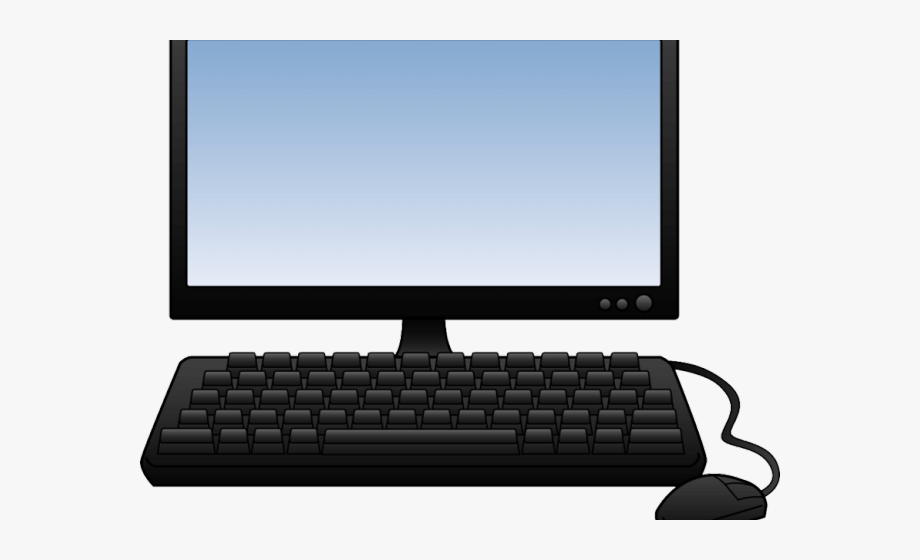 Laptop Clipart Clear Background.