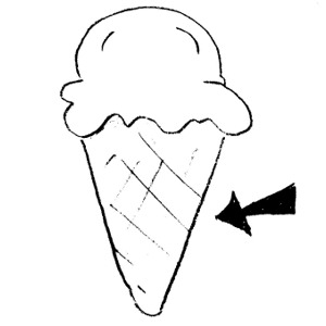 Clipart Of A Cone.