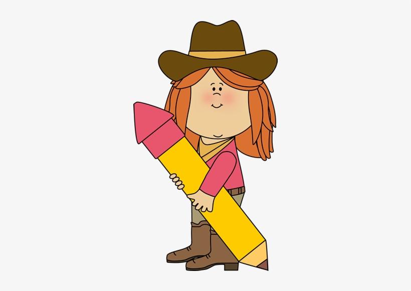Cowboy Clipart Cowboy Cowgirl.