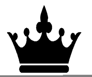 Clipart Crown Princess.