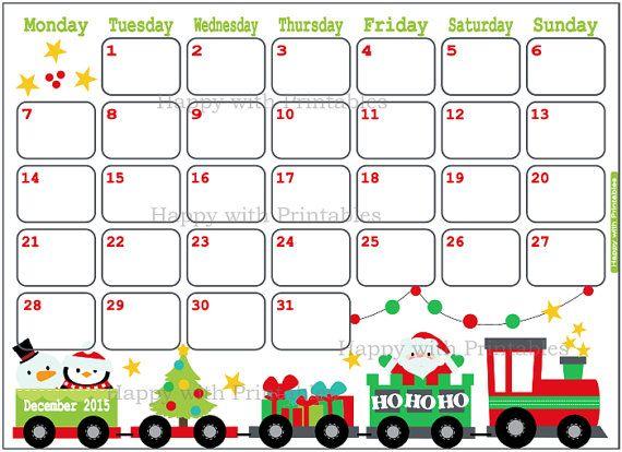 17 Best ideas about Calendar December 2015 on Pinterest.