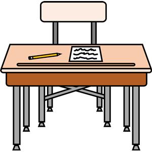Clipart desk elementary school, Clipart desk elementary.