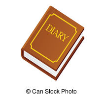 Watch more like Diary Clip Art.