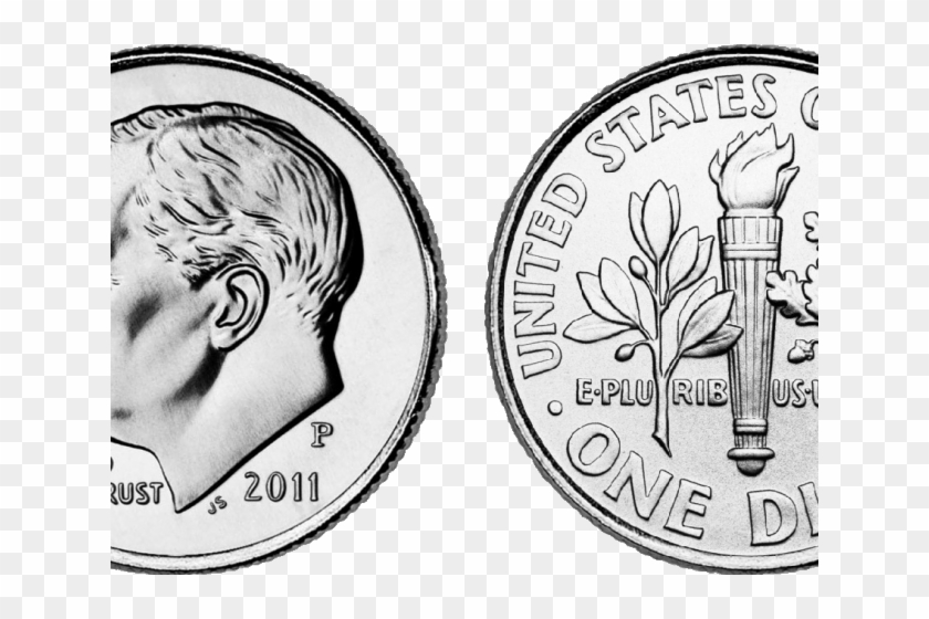 Tail Clipart Dime.