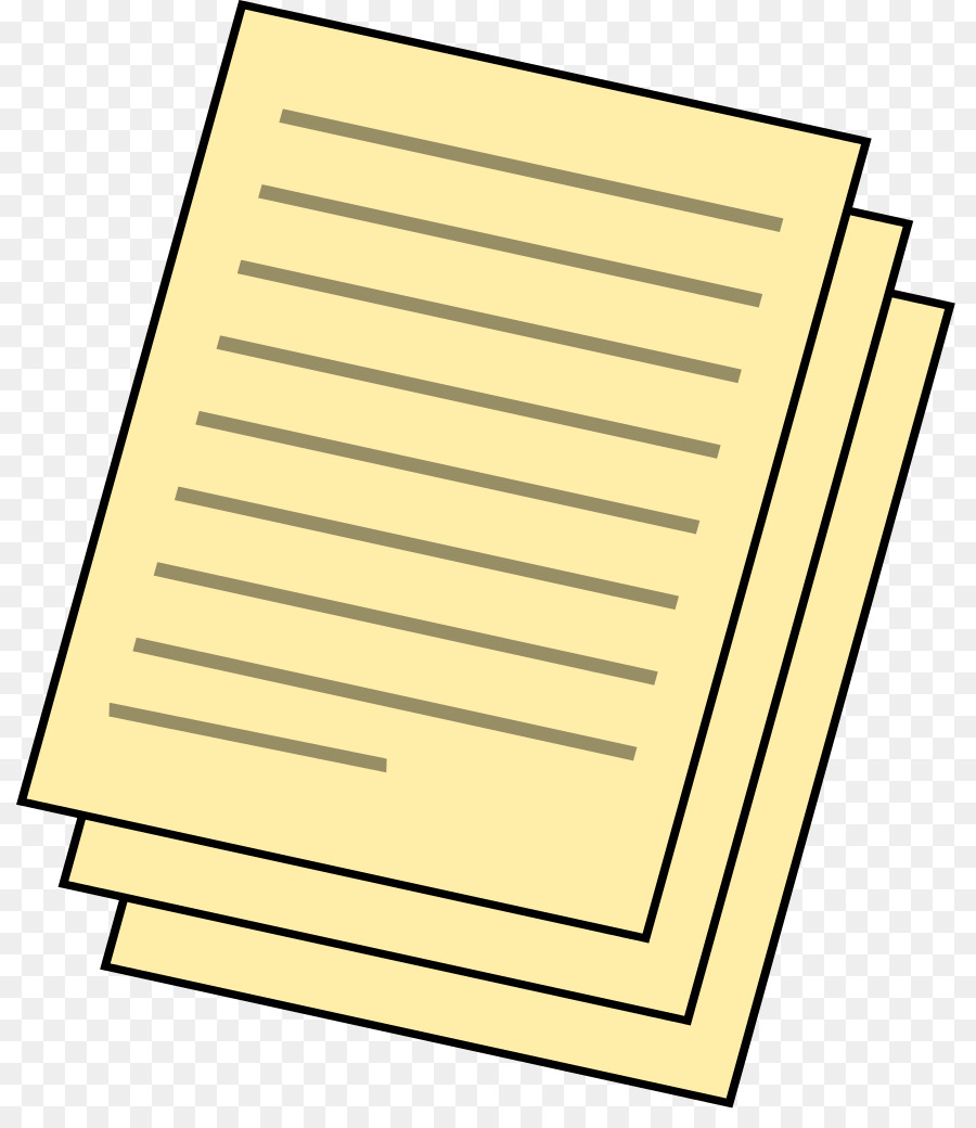 Document clipart catalog, Document catalog Transparent FREE.
