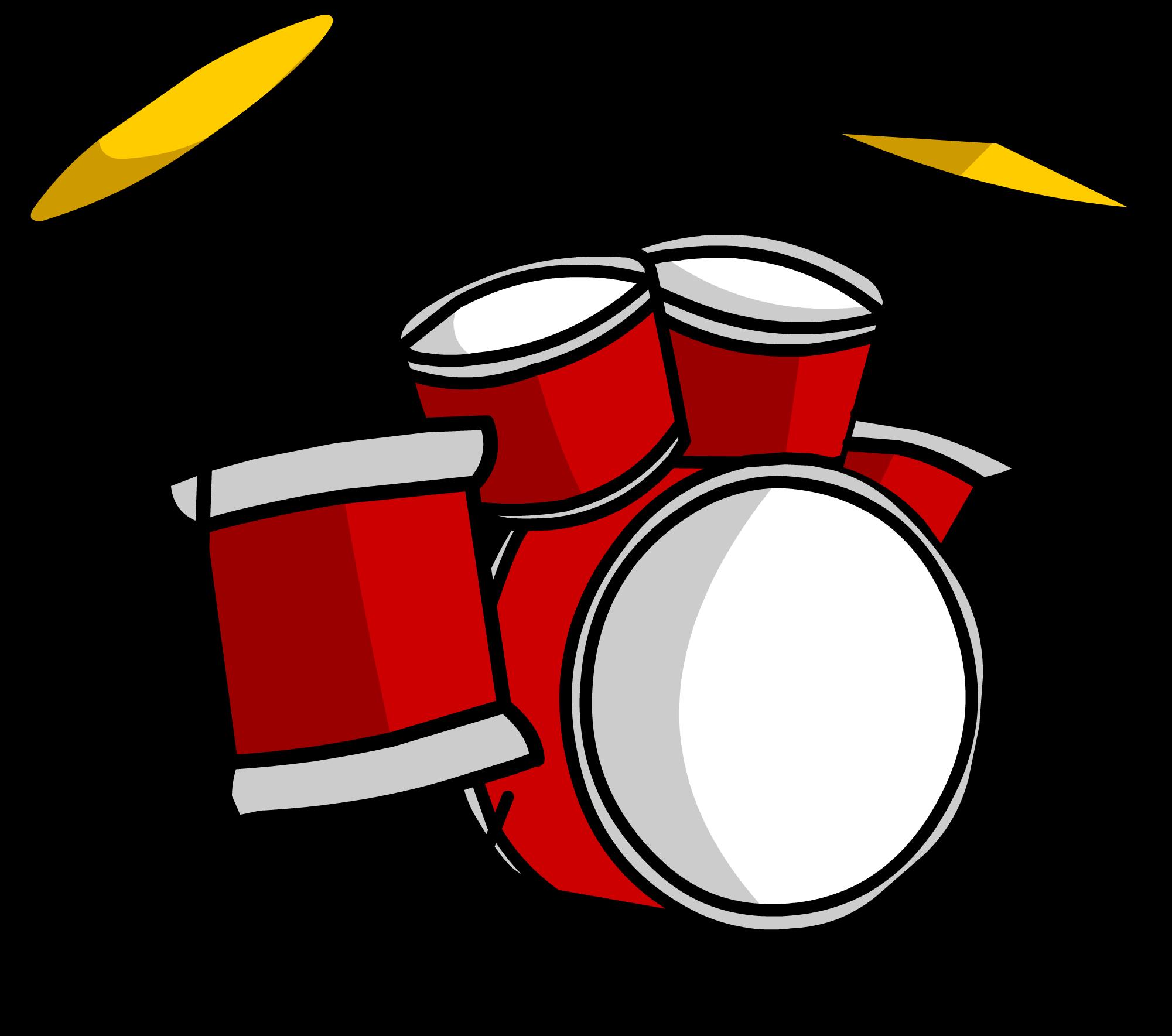 Drum Set Png.