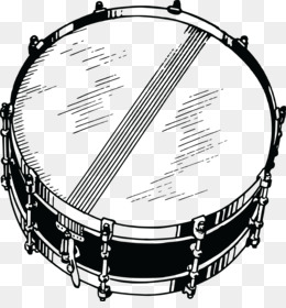 Marching Snare Drum Clipart.