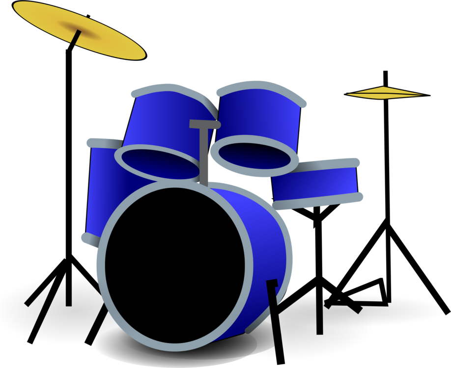 Percussion Clipart Drum Bass Kits.