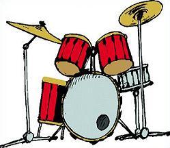 48+ Drum Clipart.
