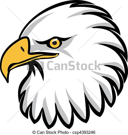 Eagle head Stock Illustrations. 5,794 Eagle head clip art images and.