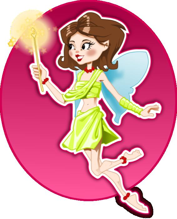 Clipart Of Fairy.