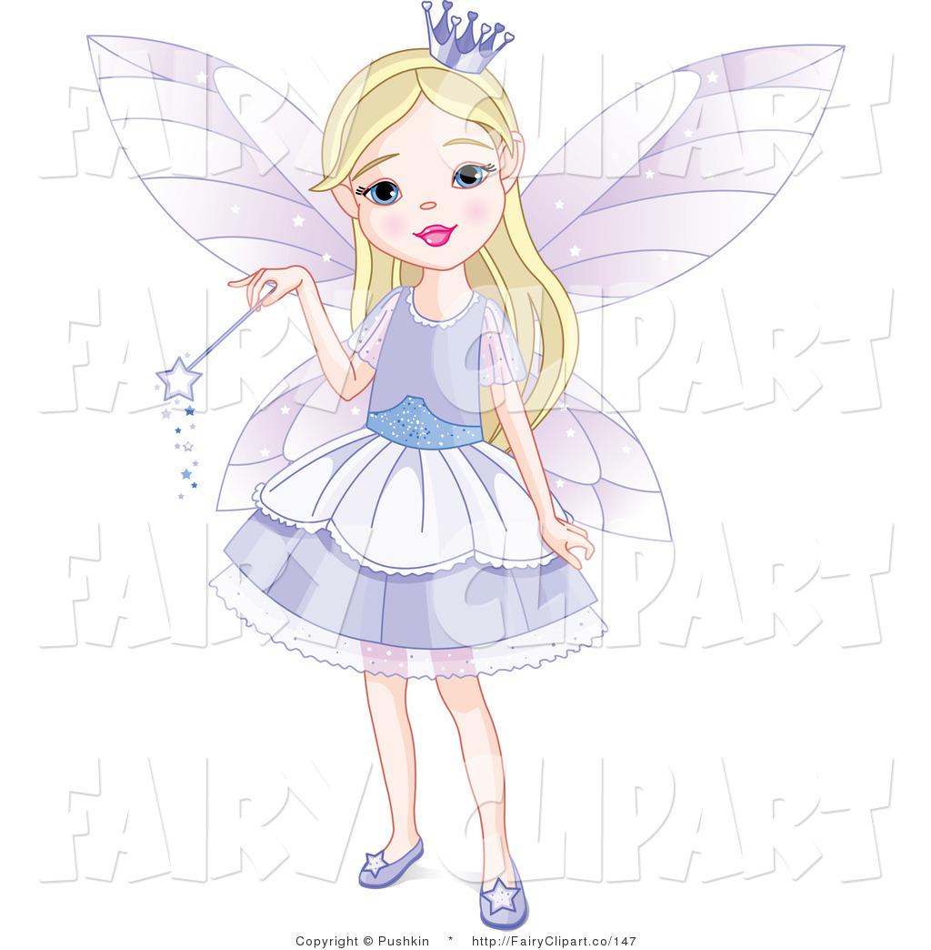Clipart of fairies.