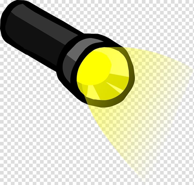 Flashlight Cartoon , flashlight transparent background PNG.