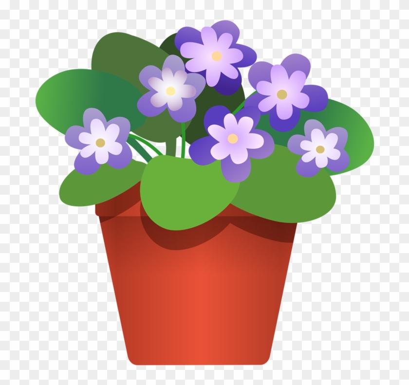 Flower Pot 3 Tree Pinterest Flower Clip Art And Scrapbook.