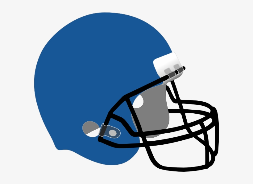 Clipart Football Helmet.