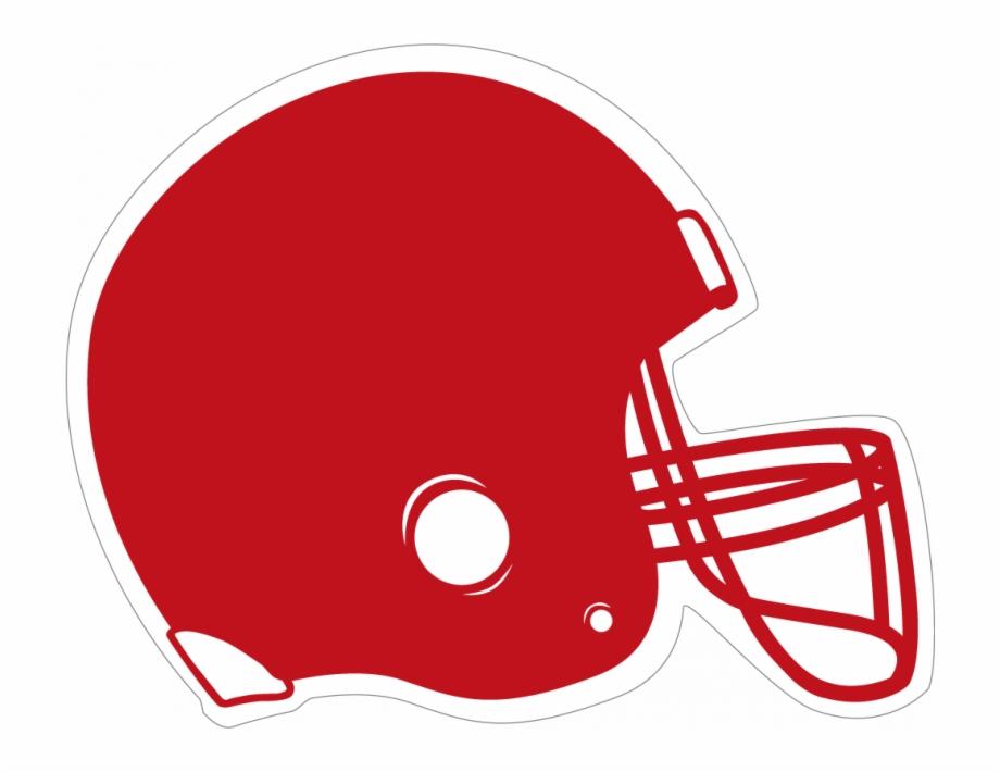Football Heart Cliparts Clip Art Red Football Helmet.